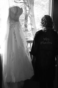 Lace Wedding Gown / Dress