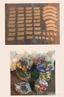 Huge Lot of Geotrax