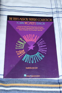 Teen's Musical Theatre Collection Young Women's Edition