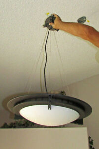 Robinson Lighting Hanging Light Fixture