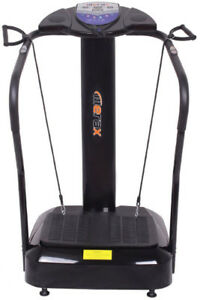 Merax 2000W Full Body Top of line Body Vibration Workout Machine