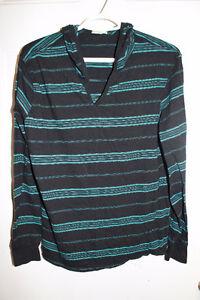 NWOT Long Sleeve/Hooded Shirt Size L Kawartha Lakes Peterborough Area image 1