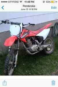 Crf 150f mint condition