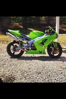 2003 zx6rr for sale or trade