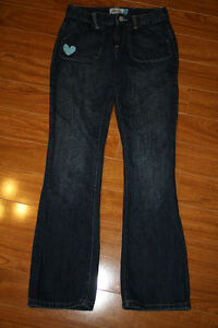 Girls/youth Old Navy bootcut jeans - size 12- regular Kitchener / Waterloo Kitchener Area image 1
