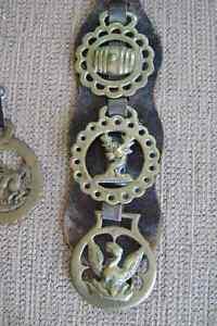 Brass Horse Harness Medalions Peterborough Peterborough Area image 2