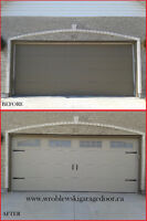 Garage Doors*Openers *REPAIR * INSTALLATION - COMPETITIVE PRICES