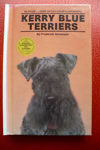 KERRY BLUE TERRIERS ( BOOK )