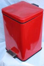 RED PEDAL BIN Cherrybrook Hornsby Area Preview