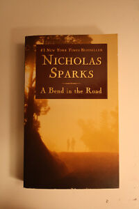 Nicholas Sparks - A Bend in the Road *Near perfect condition*