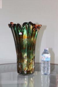 Pier 1 - Large Italian Decorative Vase