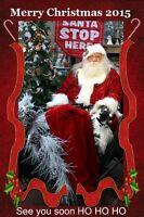 "Santa "" Beard is real """