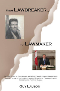 Looking for Guy Lauzon's book