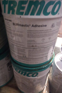 Tremco BURmastic Adhesive 5 Gallon For Flat Roofs