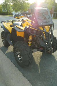 Can am Renegade 1000cc 1174 kms!
