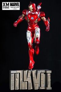 XM Studios - Iron Man for sale 1/4 scale Mark 3 or Mark 7