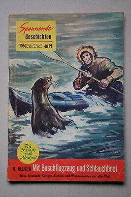 Spannende Geschichten Nr.106 - Mit Buschflugzeug