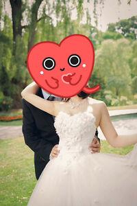 Gorgeous Wedding dress for sale