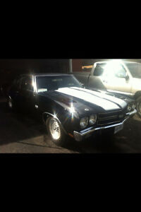 1970 Chevelle SS454 STOLEN - $5,000 REWARD