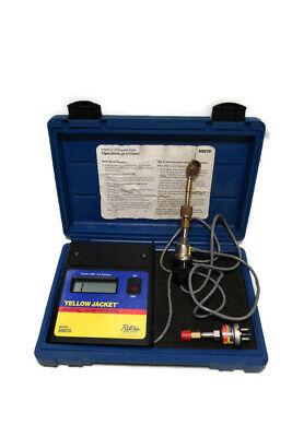 Ritchie Yellow Jacket 69070 Superevac Lcd Full Range Vacuum Gauge