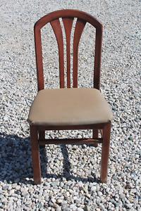 Restaurant Wood Chairs