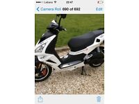 Peugeot speedfight 3 BREAKING FOR PARTS ONLY 125cc 4 stroke