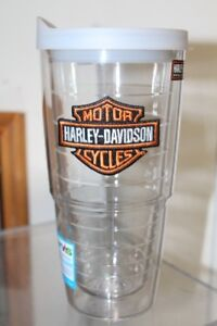 Harley Davidson Motorcycle Trevis Tumbler Official Product