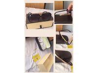 Louis vuitton Evidence Sunglasses Black
