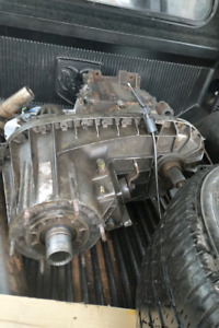 Dodge Nv271 manual shift transfer case