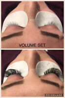 EYELASH EXTENSION SPECIAL!!