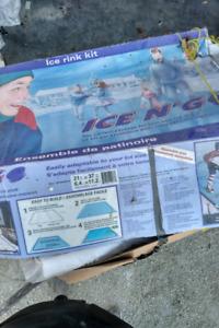 Ice rink kit