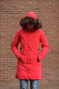 The North Face WOMEN'S TREMAYA PARKA (XS size) value of $632