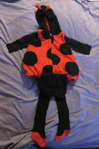 Carter's Lady Bug Costume Halloween