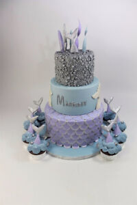 Custom cakes, birthday cakes for any occasion .....