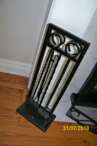 fireplace accessories screen grate and chimney cover