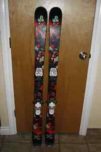 Used Junior Skis and Boots