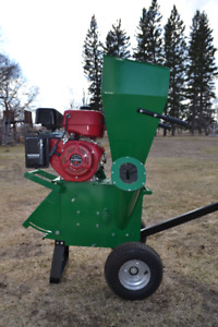 New wood chipper for sale