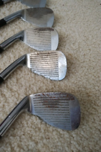 Wilson Staff Blades (golf irons) 3 - pw