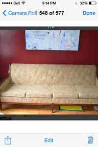Vintage/Retro Couch and Chair
