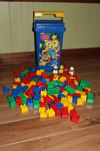 Blocs de construction (150) Mega Bloks (2 à 5 ans)