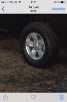 Mags et pneu neuf!!!!