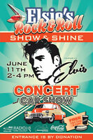 Elsie's Diner -  Rock and Roll  - Show and Shine