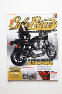 Cafe Racer Motorcycle magazine