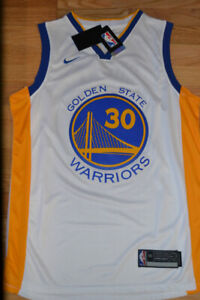 'NEW w tags,. Stephen CURRY All Embroidered Jersey.;.