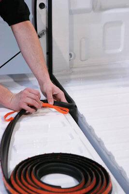 Extang 1140 MaxSeal Tailgate Seal - New Tailgate Seal