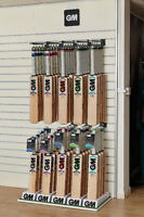 Original 2017 G.M English Willow Bats -Oiled, Ready to play bats