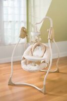 Infant baby child swing chair