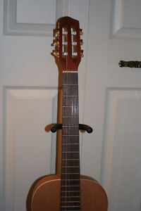 Ami Folk / Nylon Parlour Guitar Package, w/ Case & Book Kitchener / Waterloo Kitchener Area image 3