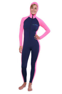 Ladies Full Body Sun Protective Swimwear