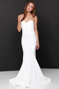 Wedding Or Grad Dress : New-never worn St. John's Newfoundland image 1